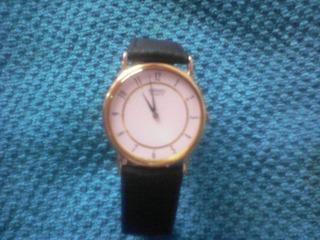Reloj Seiko Antiguo Con Baño Simple De Oro