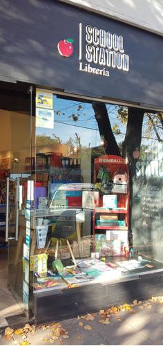 Venta Fondo De Comercio Librería Escolar Y Comercial