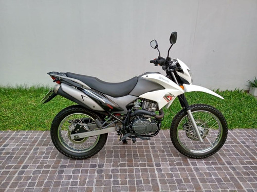 Moto Zanella Zr 250 Usada 835 Kms 2017 Oportunidad Um