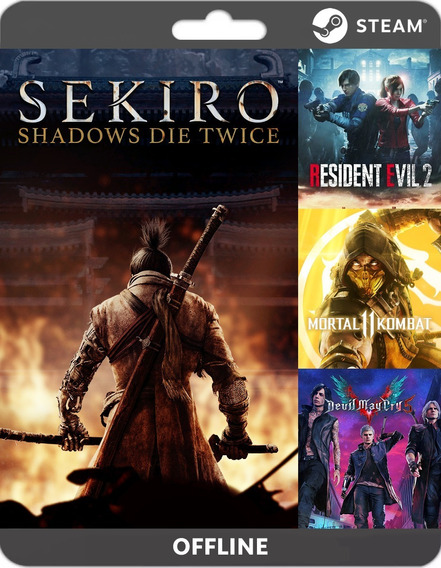 Sekiro Original Steam (off) + Brinde
