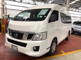 Nissan Urvan 2.5 15 Pas Amplia Aa Mt 2016