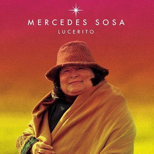 Lucerito - Sosa Mercedes (cd)