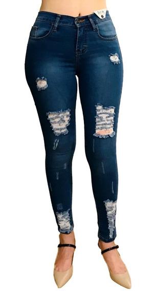 Pantalones Mujer Roto Mercadolibre Com Mx