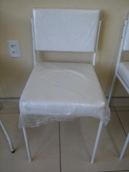 Cadeira Para Manicure Produto Para Salão De Beleza Branca