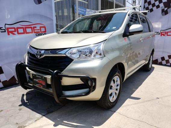 Toyota Avanza 2019, At