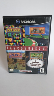 Namco Museum Game Cube Wii Impecable En The Next Level!!!