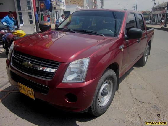 Chevrolet Dmax Doble Cabina