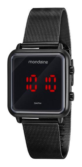 Relógio Mondaine Feminino Led 32008mpmvpe3