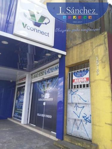 Casa Para Locação Em Itaquaquecetuba, Mandi, 1 Dormitório, 1 Banheiro - 200221_1-1361711