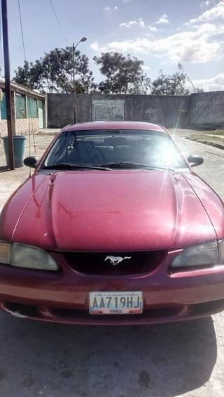 Mustang A Toda Prueba