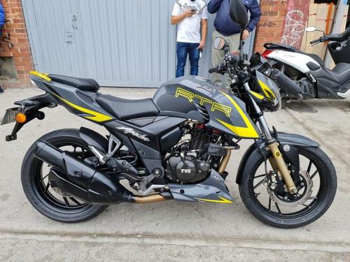 Tvs Apache Rtr 200 2020