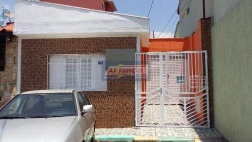 Casa Com 2 Dormitórios À Venda, 100 M² Por R$ 399.000 - Vila Zamataro - Guarulhos/sp - Cód. Ca2188 - Ai13720