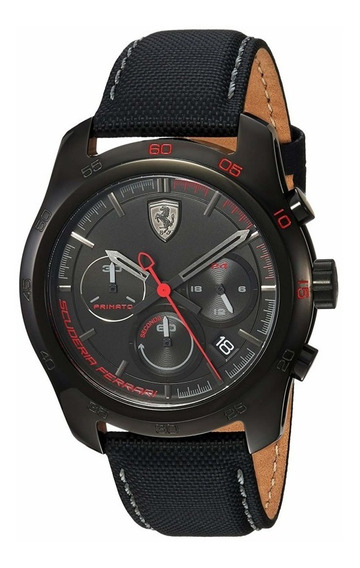 Relógio Masculino Ferrari 830446 Importado Original