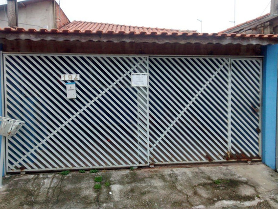 Casa Residencial Para Venda E Locação, Residencial São Francisco, São José Dos Campos. - Ca0055