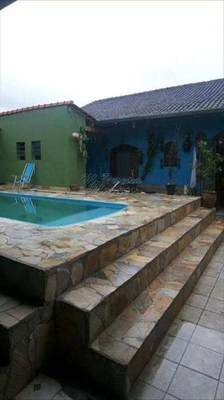 Casa Com 2 Dorms, Balneário Itaguai, Mongaguá - R$ 350.000,00, 125m² - Codigo: 99 - V99