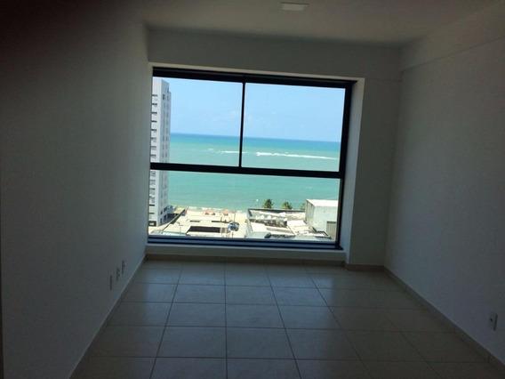 Flat Com 1 Dormitório, 37 M² - Venda Por R$ 194.000,00 Ou Aluguel Por R$ 1.400,00/mês - Candeias - Jaboatão Dos Guararapes/pe - Fl0002