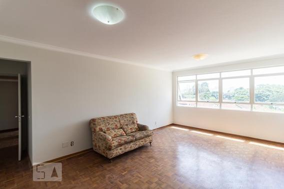 Apartamento À Venda - Perdizes, 3 Quartos, 120 - S893037372
