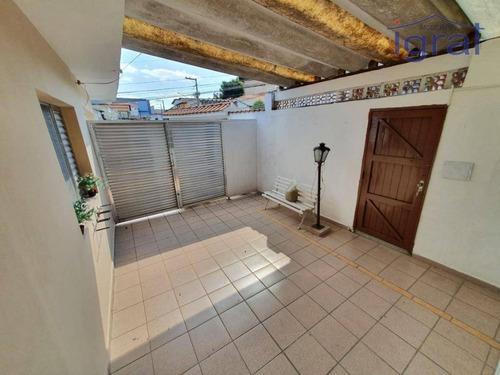 Casa Para Alugar, 45 M² Por R$ 1.400,00/mês - Jabaquara - São Paulo/sp - Ca1069