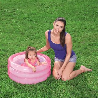 Piscina Inflable Para Bebé Bestway Kiddie Pool 70 X 30 Cm