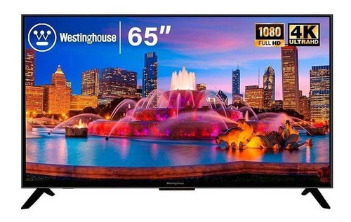 "Smart TV Westinghouse WE65UM4009 LED 4K 65"""