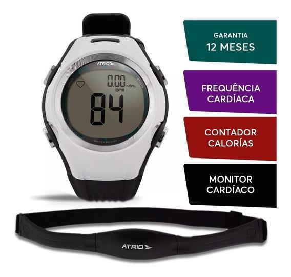 Monitor Cardiaco + Cinta Peitoral Atrio Altius