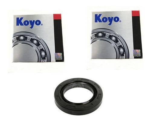 Imagen 1 de 3 de Kit Rulemanes Koyo Y Reten Panavox Blue 6k