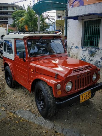 Suzuki Lj80 - Original - Stock 1982