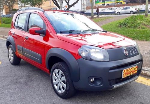 Fiat Uno Way 1.0 4p Flex - 2011