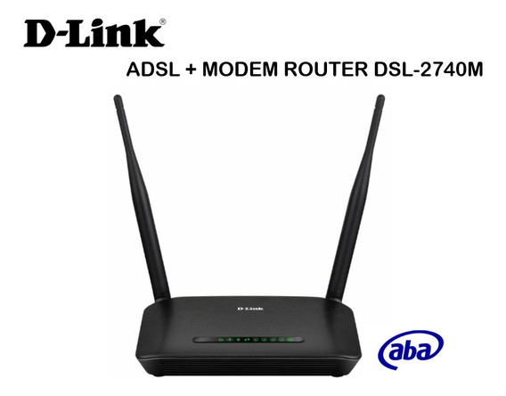 Modem Router N300 2 Antenas Aba Cantv
