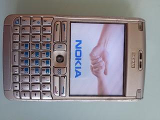 Celular Nokia E62-1