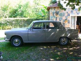 Peugeot 404 1968 Una Joya Para Disfrutar !!!!