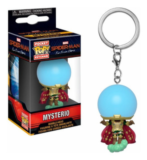 Spiderman From Home Mysterio Funko Keychain