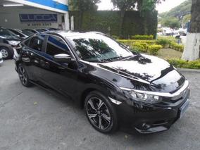 Honda Civic 2.0 Ex Aut. 2017 Preto Flex