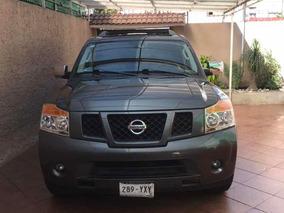 Nissan Armada 5.6 Se Piel Qc 4x2 At 2011