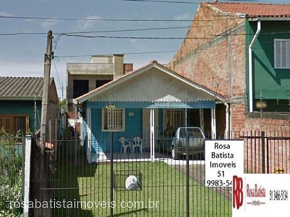 Casa Com 2 Dormitório(s) Localizado(a) No Bairro Pitangueiras Em Canoas / Canoas - C161