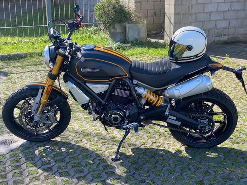 Ducati Scrambler 1100 Sport (top De Gama De Las 1100)
