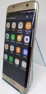 Galaxy S7 Edge 32 Gb Dourado C/garantia