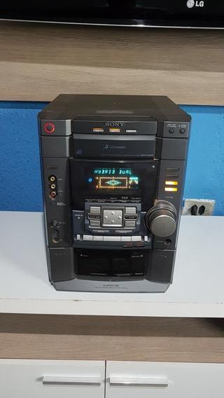 Aparelho De Som Sony Modelo Mhc-dx80