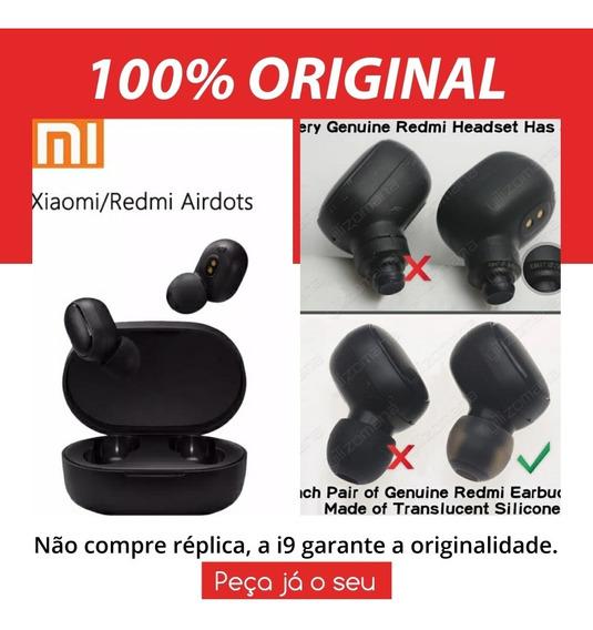 Redmi Airdots Xiaomi 100% Original Fone De Ouvido Bluetooth