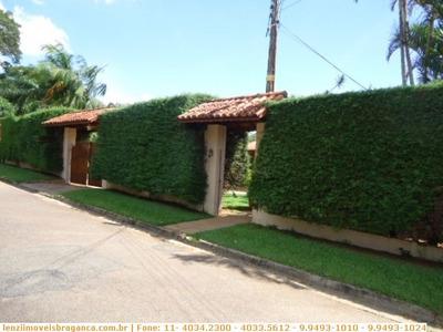 Casas À Venda Em Bragança Paulista/sp - Compre A Sua Casa Aqui! - 1029927