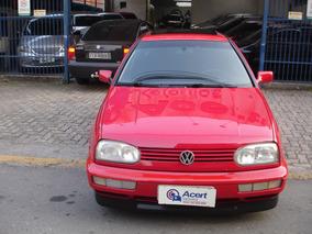 Volkswagen Golf Glx 2.0 Mi C/teto Solar+abs+air Bag