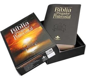 Bíblia Do Pregador Pentecostal Rc Com Índice