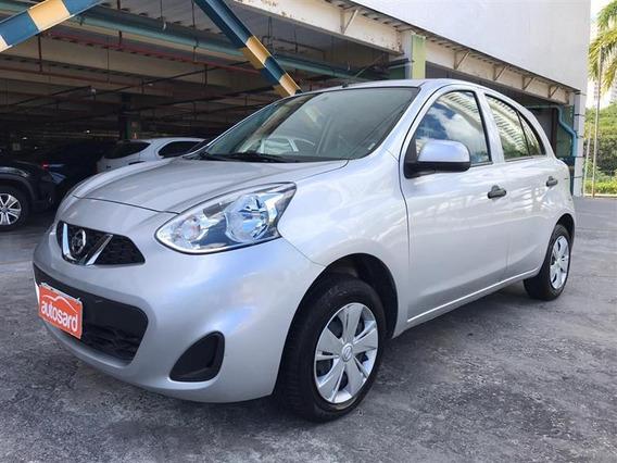 Nissan March 1.0 Sv 12v Flex 4p Manual 2018/2019