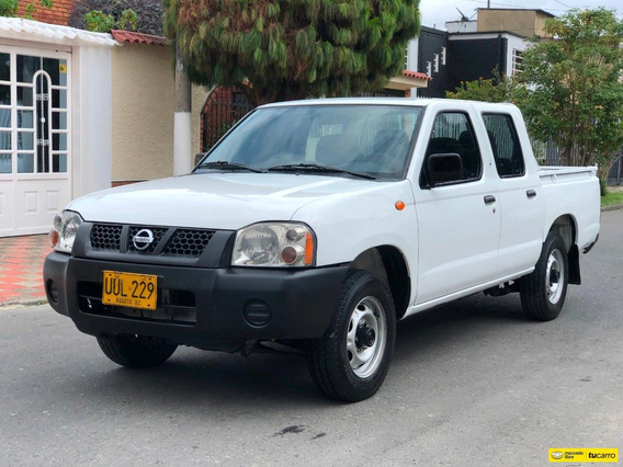 Nissan Frontier Np300 4x2 2400icc Dh Fe