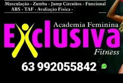 Academia Feminina Exclusiva Fitness