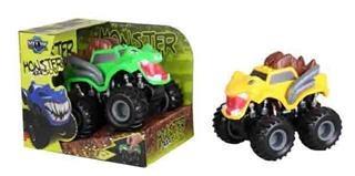 Bestias 4x4 Friccion Power Dino / Diablo En Caja