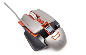 Mouse Gamer 3200 Dpi Gt Accurate Goldentec (gt946)