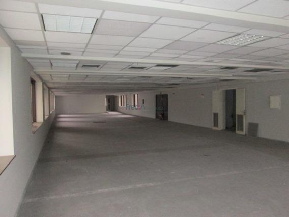 Sala Comercial Com Laje De 412 M2, 10 Vagas De Garagem Na Avenida Paulista - Fa2811