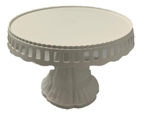 Porta Torta Blanco