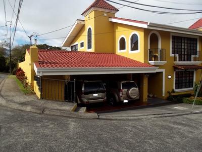 Casa En Condominio, En San Isidro De Coronado